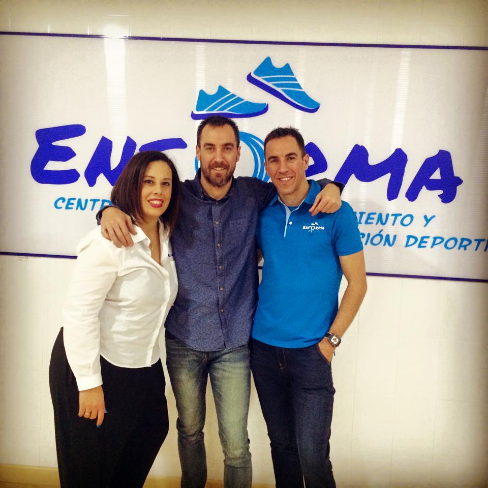 El Centro EnForma dispone de Divertirun para los pequeños y últimas tendencias deportivas para toda la familia