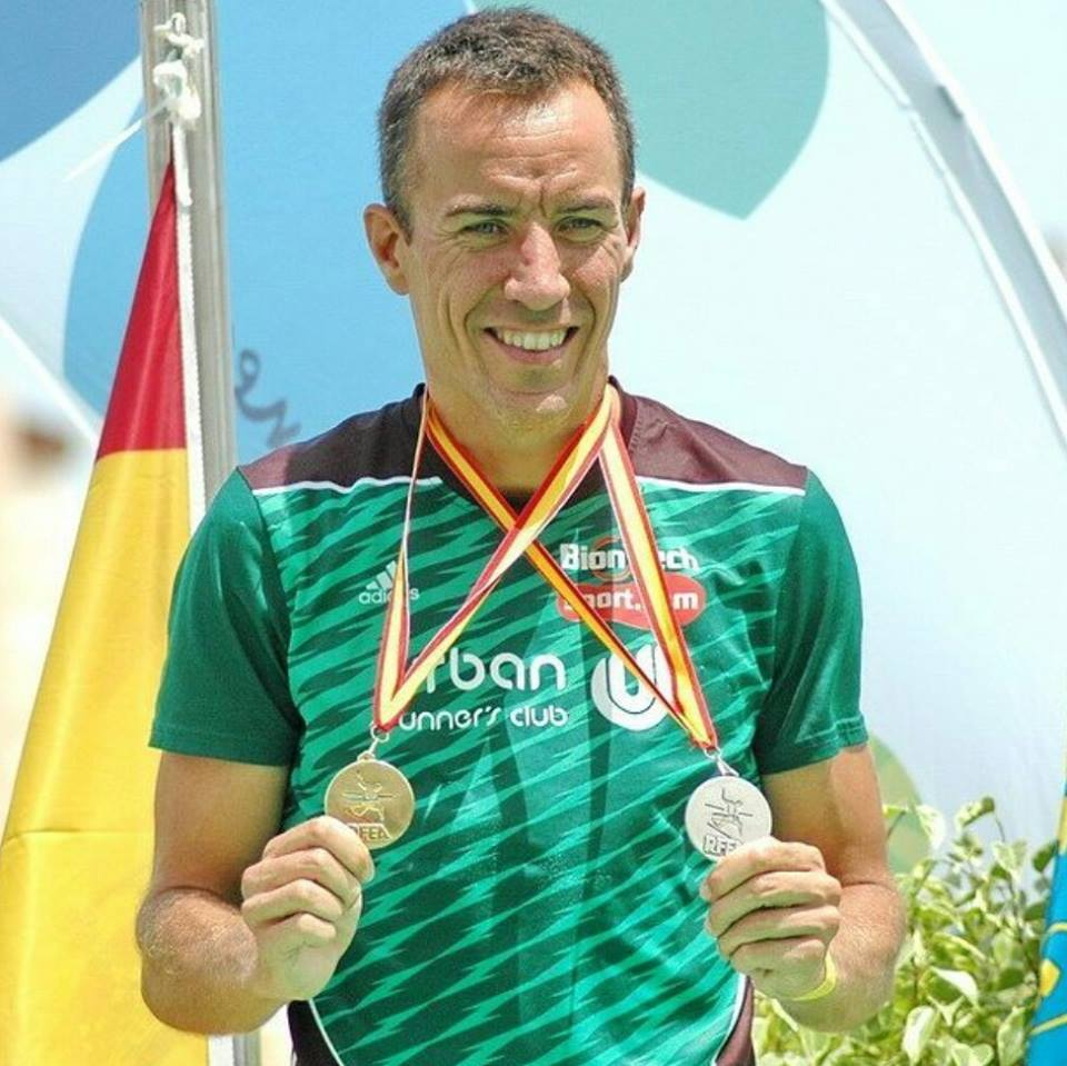 Pedro Esteso campeonato españna Elche